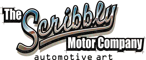 The Scribbly Motor Company
